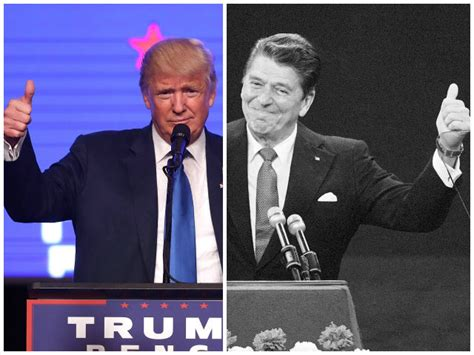 ronald reagan donald trump root run the reagan playbook for a successful trump