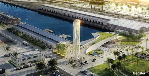 badezimmerdesign los angeles gensler unveils design for altasea cus at the los