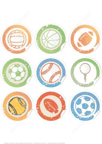 Sports Stickers