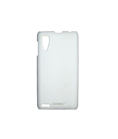 Shell Lenovo P780 casotec ultra slim shell back cover for lenovo