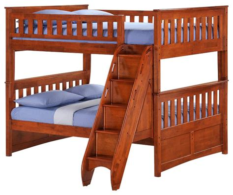 full over full bunk beds with storage night and day ginger full over full bunk bed with storage