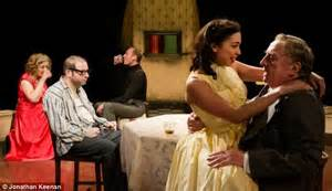 themes in birthday party by harold pinter the birthday party review many unhappy returns at pinter