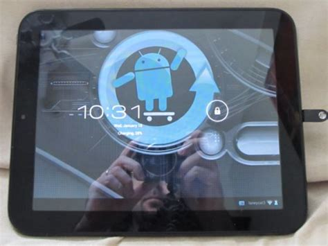 install android on hp touchpad how to install android 4 0 or later on the hp touchpad cyanogenmod liliputing