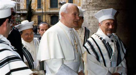biografia del papa juan pablo ii hoy en la historia jud 237 a el papa juan pablo ii se