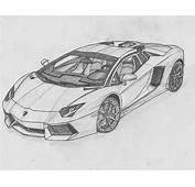 Lamborghini Drawn Car Pictures  Canyon