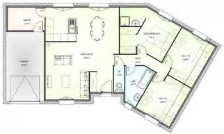 chambres plain plans de construire open plain pied