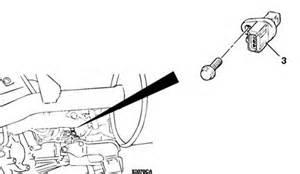 Mitsubishi Speedometer Not Working Mitsubishi Montero Limited How Do You Remove The Speed Sensor