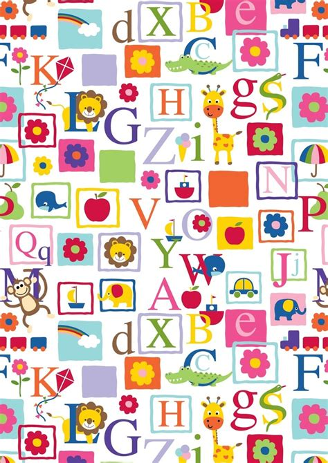 pattern printing in c of alphabets 272 best kids print pattern images on pinterest print