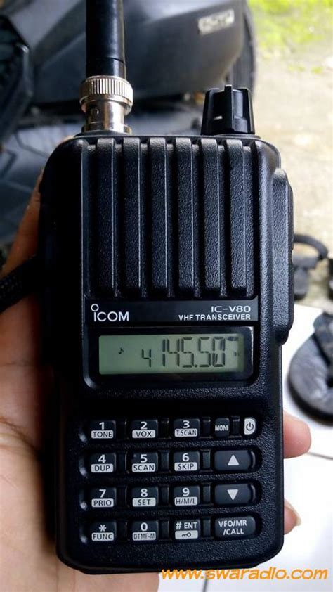 Ht Handy Talky Alinco Dj W35 Uhf Low Band Grosir Jejualan Produ dijual handy talky icom v80 vhf kondisi normal fullset