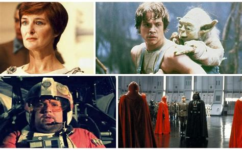 star wars day  characters ranked  worst   film