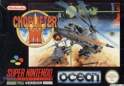 Free Publisher play choplifter iii 54553 usa snes online for free