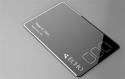 Concept Of Future Credit Card by Card Combines All Of The Credit Cards In Your Wallet