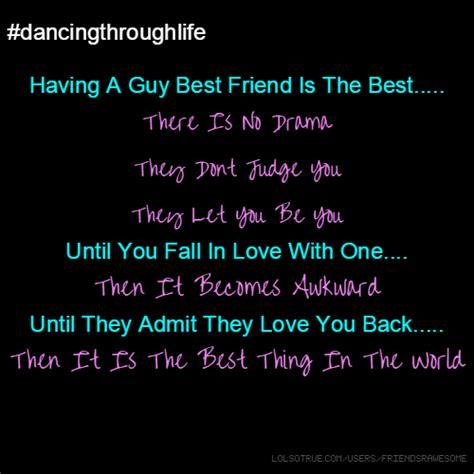 Best guy friends fall in love