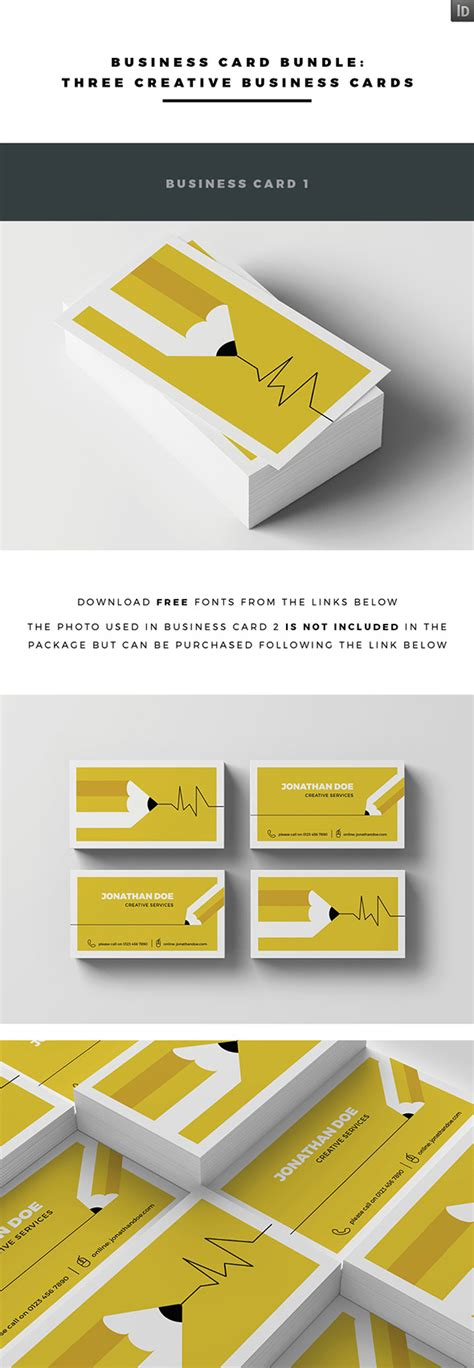 indesign business card template a4 15 premium business card templates in photoshop