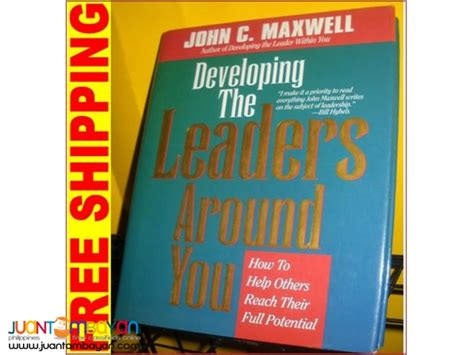 Developing The Leaders Around You developing the leaders around you by maxwell manila