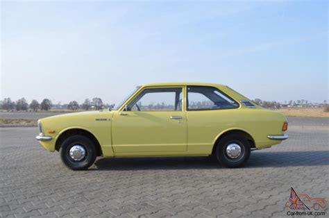 classic corolla classic toyota corolla lhd ke 20 1976