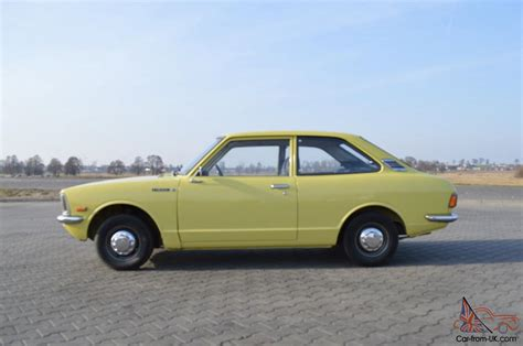 classic toyota corolla classic toyota corolla lhd ke 20 1976