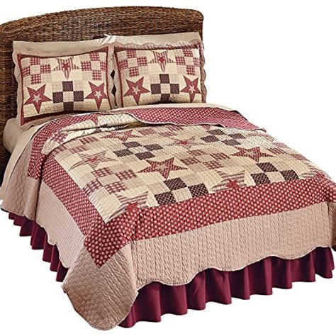 Lightweight Quilts For Sale Collections Etc Country Checkered Floral Patchwork