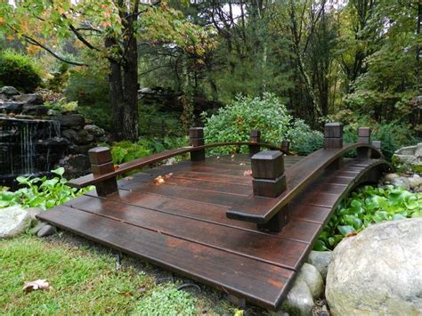 yard bridge best 20 garden bridge ideas on pinterest pallet bridge