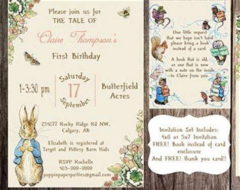 Printable Rabbit Baby Shower Book Printable Rabbit Baby Shower Story Book Baby Shower Invitation Rabbit Birthday