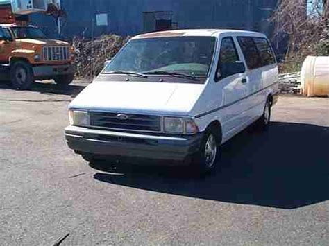 how things work cars 1996 ford aerostar parking system purchase used city surplus 1996 ford aerostar mini