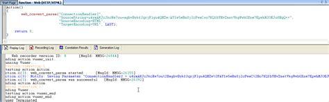 html format url loadrunner raviteja gorentla converting a string from