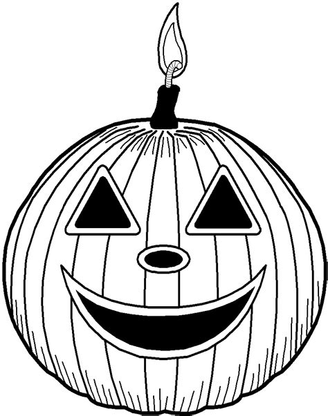 fun to make halloween decorations coloring pages