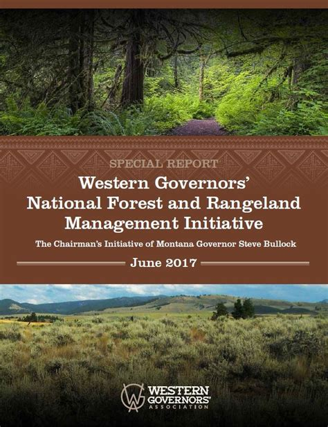 range land national forest and rangeland management initiative