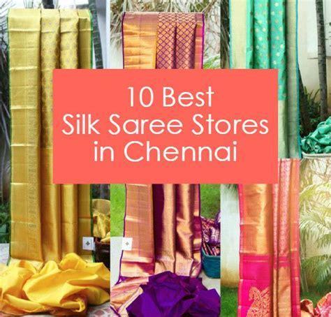 10 Best Kanjeevaram Silk Saree Stores in Chennai   Indian