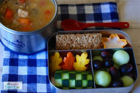 Bento Of The Week Fall Leaves by Fall Colors Bento Beneficial Bento