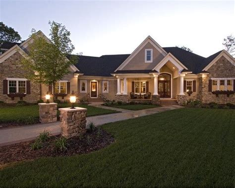 large ranch style homes 25 best ideas about ranch style homes on pinterest