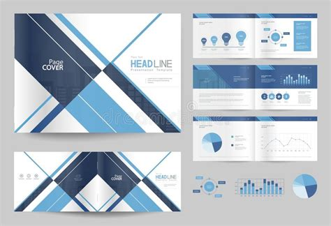 download web design company profile business brochure design template and page layout for