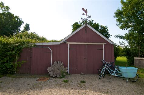garage doors traditional shed kansas rooster with sloped ceiling bedroom rustic and fabric shade