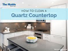 How To Clean A Quartz Countertop by How To Clean Quartz Countertops Quartz Countertops