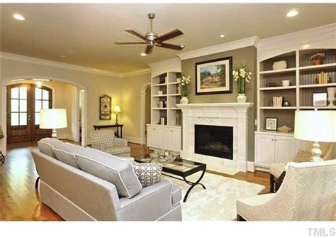 Bookcases Design Ideas Is The Fireplace Accent Color The Same As Dining Room