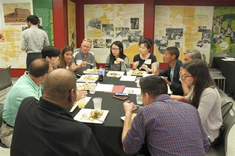 philadelphia inquirer food section meal program bridges cultural divisions one plate at a