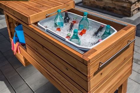Small Serving Center 2 outdoor serving center buildsomething