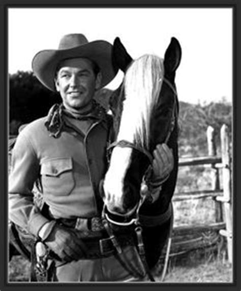 cowboy film production horses that old western stars of b films and their