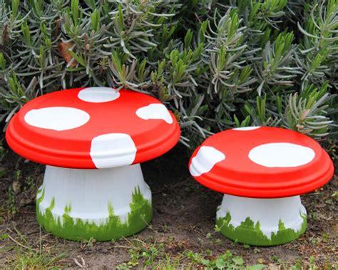 Pilze Basteln Garten by Pilze Basteln 3 Projekte Zum Selbermachen F 252 R Haus Und Garten