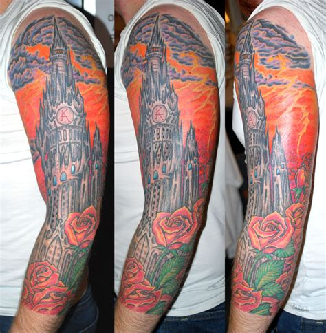 dark tower tattoos tower composite jpg 1173 215 1200 the tower