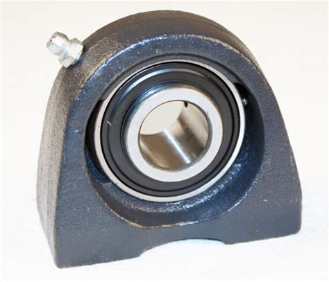 Iptci Pillow Blocks by Iptci Ucpa204 Tapped Base Pillow Block Bearing