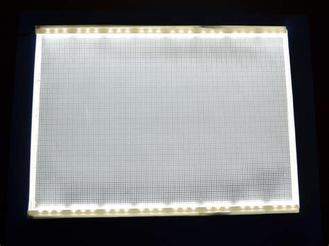 led light panels lithophane lights