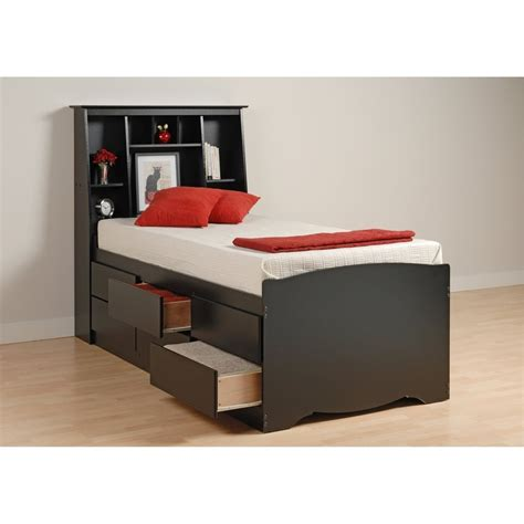 twin xl headboard twin xl bed frame 6 drawers 369 93 house ideas