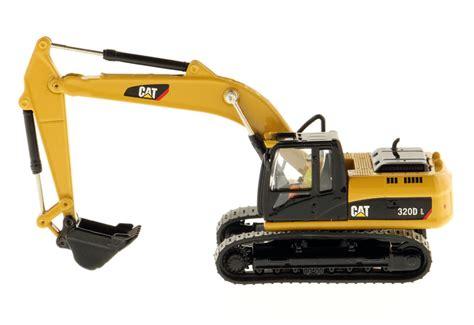 Monitor Excavator Cat 320d aliexpress buy 1 87 dm 85262 cat 320d hydraulic