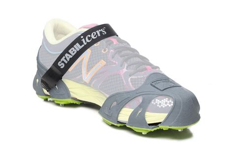 snow cleats for running shoes stabilicers run stabil