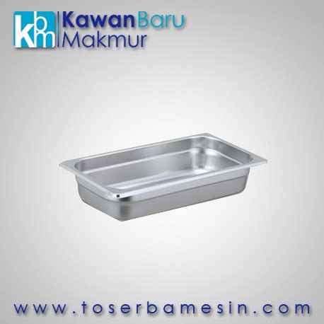 Loyang Penyaji Makanan Food Pan 12150 food pan dispenser toserbamesin