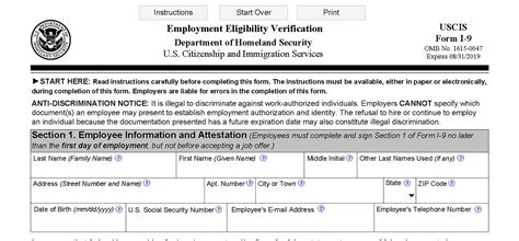 section 274a of the immigration and nationality act use form i 9 dated 11 14 2016