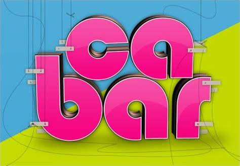 tutorial typography photoshop cs3 3d text tutorial 3d text effect tutorial text effect