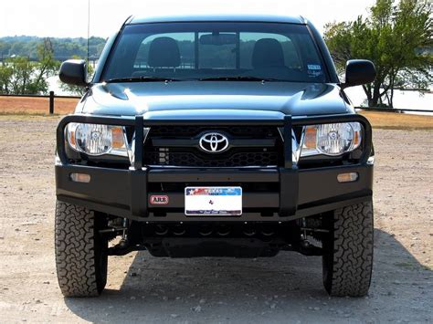 Toyota Bumper Arb 3423030 Front Deluxe Bull Bar Winch Bumper Toyota