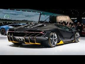 best cars from the 2016 geneva motor show | 2017 new car